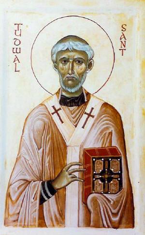 Святой Тудвал