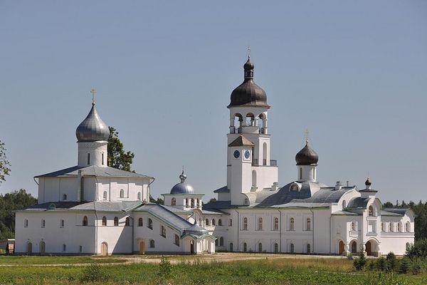 Иоанно-Богословский Савво-Крыпецкий монастырь