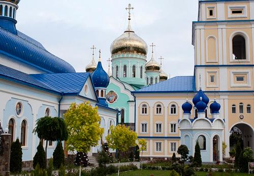 Свято-Вознесенский мужской монастырь. Фото: Екатерина Степанова / miloserdie.ru
