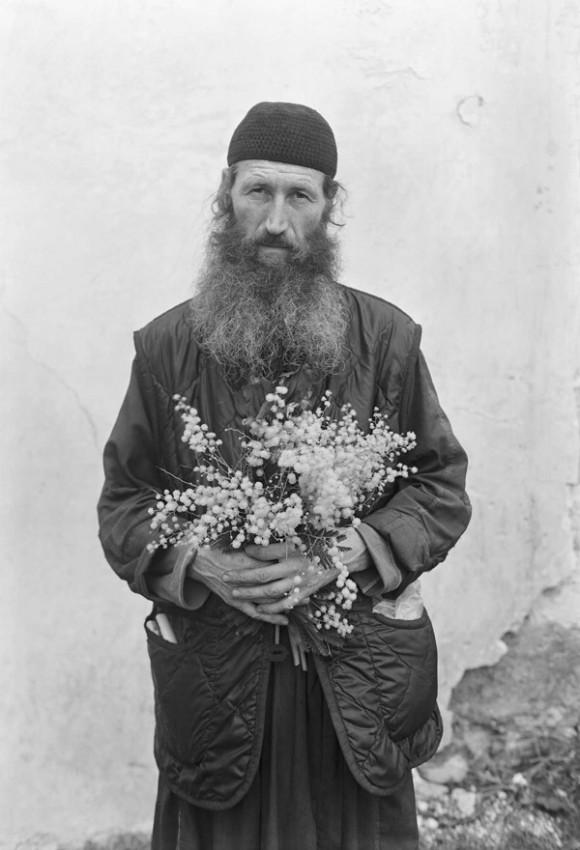 Иеромонах Игнатий, скит Новая Фиваида. Фото: иеромонах Савватий (Севостьянов)