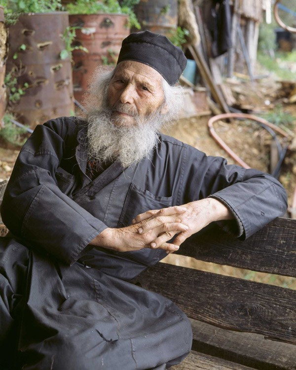 Иеромонах Савватий (Севостьянов). Пути Святой Горы.  Фото: иеромонах Савватий (Севостьянов)