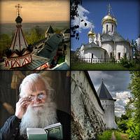 Анатолий Горяинов. Обитель Саввы Сторожевского