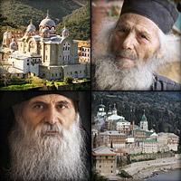 Иеромонах Савватий (Севостьянов). Пути Святой Горы