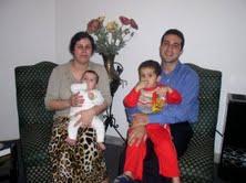 Иранский пастор, заключенный под стражу осенью 2009, не видел свою семью больше двух лет