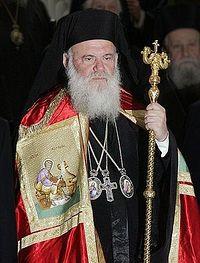 Архиепископ Афинский Иероним поблагодарил Русскую Православную Церковь за помощь нуждающимся жителям Греции