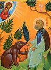 Слово в Неделю перед Богоявлением. Преподобный Серафим