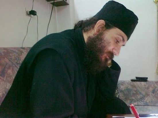 Hieromonk Bassilious Nasser was shot on January 25 in Hama during a military strike, as he was giving first aide to an injured man.