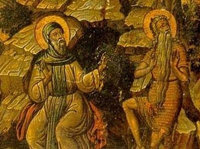 Антоний Великий (251–356)
