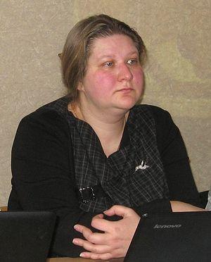 Врач-психиатр Ольга Щелокова