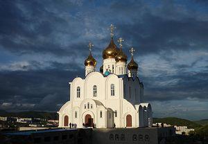Троицкий кафедральный собор, г. Петропавловск-Камчатский