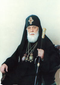 Патриарх-Католикос всея Грузии Илия II