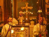 Рождественская служба в латышском приходе Вознесения Господня. Фото: Илья (Guntis) Дишлерс
