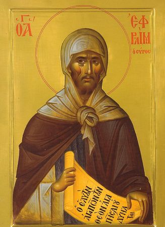 St. Ephraim the Syrian