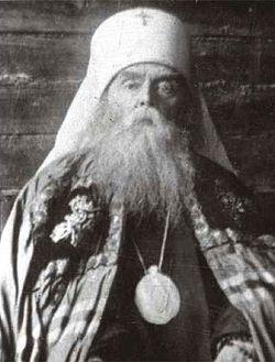 Metropolitan Tikhon (Turkestanov).