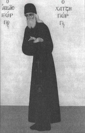Elder Hadji George.