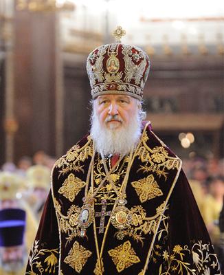 Загрузить увеличенное изображение. 571 x 700 px. Размер файла 537141 b.  Фото пресс-службы Московской Патриархии