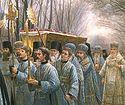 К двадцатилетию обретения мощей Святителя Тихона, Патриарха Всероссийского