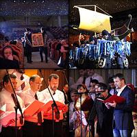 Концерт-реквием «Исповедники Православия после гибели империи»