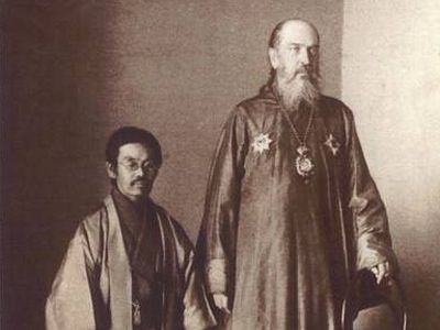 Апостол Японии и его миссия