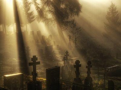The Church's Prayer for the Dead