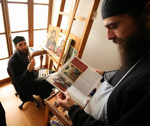 Рассказ про Православие в Китае из предпоследнего номера «Нескучного сада» очень взволновал иконописцев