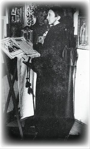 Монах Леонид