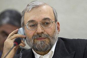 Генеральный секретарь Высшего совета Ирана по правам человека Мухаммед Джавад Лариджани . Фото: EPA