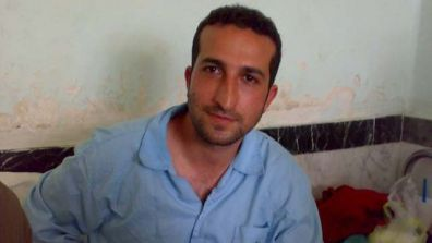 Undated photo of Pastor Youcef Nadarkhani taken while in an Iranian Prison on charges of apostasy
