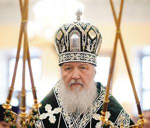 Загрузить увеличенное изображение. 1200 x 786 px. Размер файла 698839 b.  Фото: Пресс-служба Патриарха Московского и всея Руси