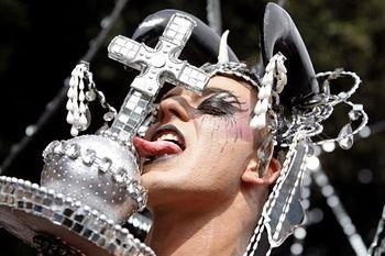 Гей-парад в Риме. Фото: REUTERS