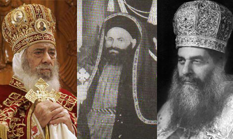 The Last 10 Coptic Orthodox Popes Orthochristiancom