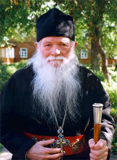 Священник Василий Борин