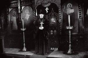 Загрузить увеличенное изображение. 625 x 417 px. Размер файла 36897 b.  Отец Николай Дмитриев — единственный русский священник в Японской Православной Церкви