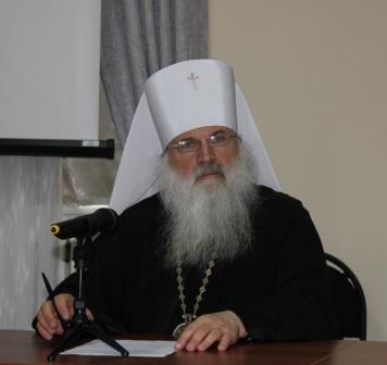 Митрополит Ташкентский и Узбекистанский Викентий
