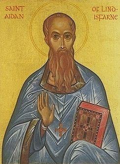 Святитель Айдан Линдисфарнский
