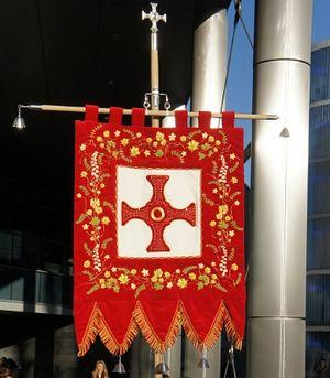 Знамя святого Кутберта