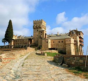 Монастырь Ставроникита