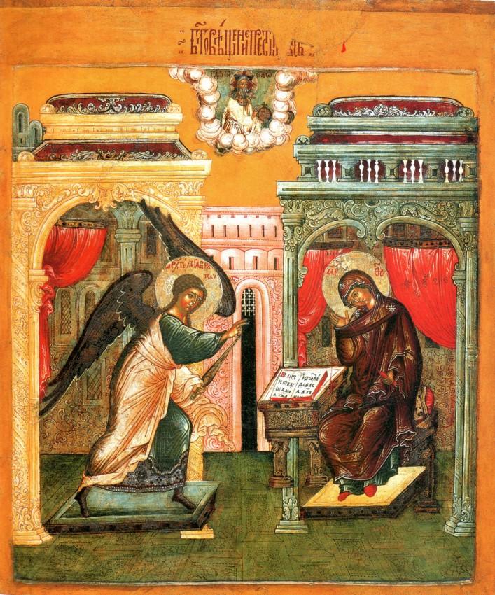 Икона последней трети xvii костромской