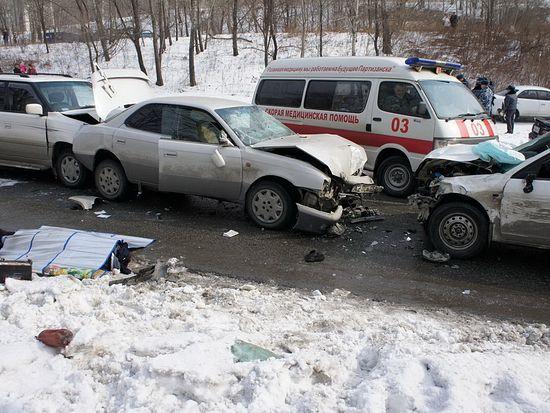 Место трагедии. Фото: primuvd.ru