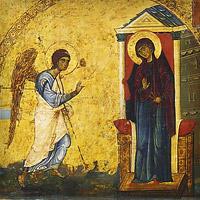 Благовещение Пресвятой Богородицы: иконы и фрески