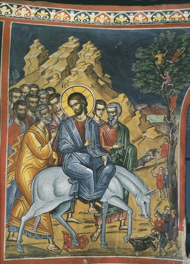 С Праздником! Сегодня Вербное воскресение! Вход Господень в Иерусалим! 56526.b