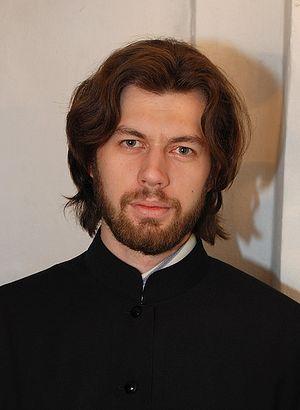 Священник Алексий Веретельников. Фото: Антон Поспелов