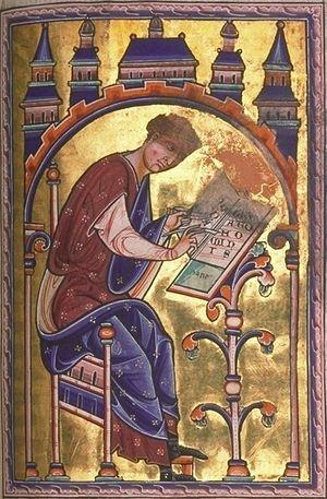 Святитель Исидор Севильский