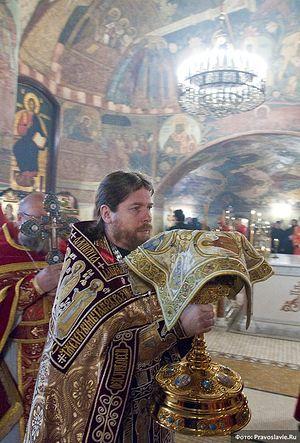 Архимандрит Тихон (Шевкунов). Фото: В.Корнюшин / Православие.Ru