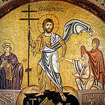 Iconography of the Bright Resurrection of Christ.