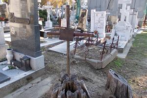 Кладбище русских эмигрантов в Белграде. Фото: http://iraan.livejournal.com