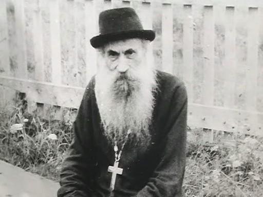 Протоиерей Николай Рагозин