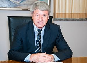 Президент Ассоциации российских бизнесменов на Кипре Юрий Пьяных.