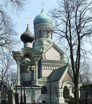 Когда-то в Варшаве было более 30 православных храмов, но в минувшем веке были уничтожены большинство из них. Храм прп Иоанна Лествичника Польской Правосланой Церкви - один из немногих уцелевших