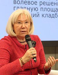 "Elena Zelinskaya, Vice President of the Russian Media Union, ""MediaCoyuz"""